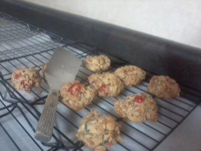 Candied Fruit and Nut Cookies