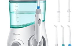 5 WIN Keep Your Mouth Clean Coredy Water Flosser Giveaway! Ends 2/14