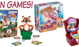2 WIN Give The Newest Games For Christmas Giveaway! Ends 12/25