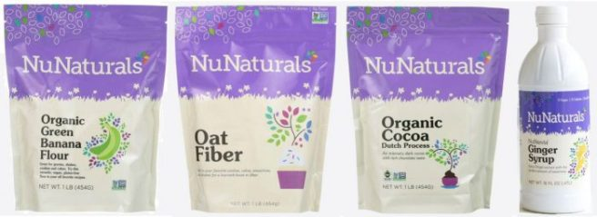 HOLIDAY GIFT GUIDE GIVEAWAY - Holiday Baking With NuNaturals