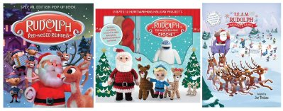 HOLIDAY GIFT GUIDE GIVEAWAY - Rudolph the Red Nosed Reindeer Gift