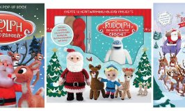 Rudolph the Red Nosed Reindeer Gift Giveaway! Ends 12/18