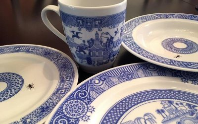 "Calamityware ""Fun, Unique, & Stylish"" Dinnerware Giveaway Ends 2/14"