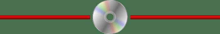 DVD CD Page Divider