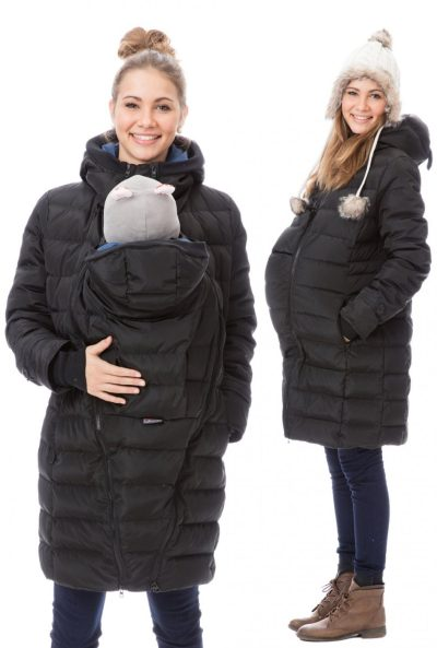 $496 GoFuture With Love 4-in-1 Down Winter Jacket Giveaway!