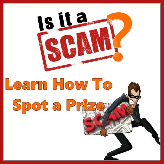 """😲 DON'T BE SCAMMED BY FAKE PRIZES 🎉 YOU'VE WON! or have you? 🤔 When you receive the """"good news"""" that you've won, you might be tempted to respond right away and send your personal information or anything else that the sponsor wants to release your prize. But wait! Are you sure that notification is legit? Read these tips and warnings first. By being informed you can verify that you have won a legitimate giveaway and are not being scammed. #prize #win #giveaway #sweepstake #contest #scamalert #tips #Instantwin #TwitterGiveaway #Gleam #Woobox #Rafflecopter #Wishpond #GiveawayTools #Pagemodo #Shortstack #ViralSweep https://www.sweetsouthernsavings.com/learn-spot-scam/"""