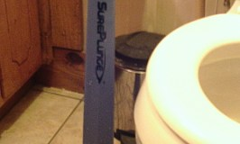 Save On Plumbing Costs! You've Got SEE the Amazing CO2 Power of the SurePlunge Automatic Toilet Plunger!
