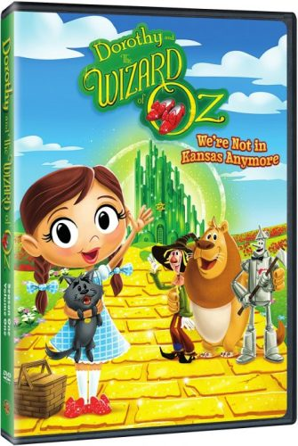 Dorothy and The Wizard of Oz: We're not in Kansas Anymore on DVD
