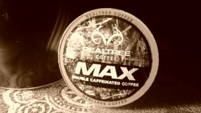 Realtree Max Double Caffeinated Coffee Giveaway