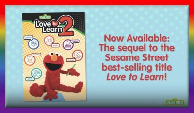 """L"" IS FOR LEARNING – Elmo's Love to Learn 2 on DVD!"