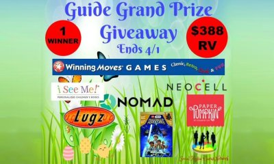 Spring & Easter Gift Guide Grand Prize Giveaway