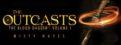5 STAR Teen Fantasy Read – The Outcasts: The Blood Dagger: Volume 1