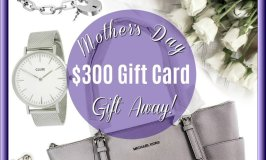 Last Minute Gift Ideas + $300 Mother's Day MyGiftStop Giveaway Ends 5/13