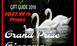 Mother and Father's Day Grand Prize Giveaway Worth $627 Ends 6/1