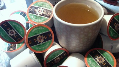 Green Tea Benefits With Single Serve Convenience!