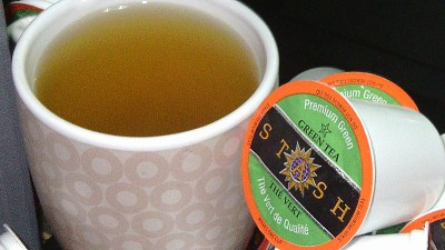 April Hop Giveaway - Stash Premium Green - Green Tea Benefits With Single Serve Convenience