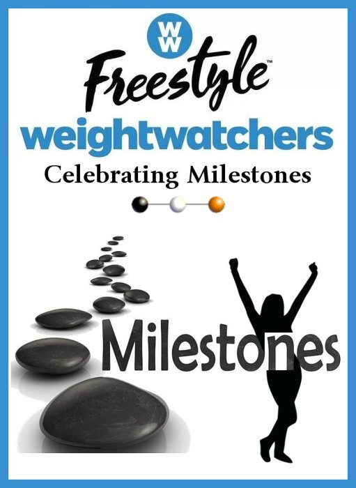 Weight Watchers Freestyle Journey - Beyond The Scale - Celebrating Milestones