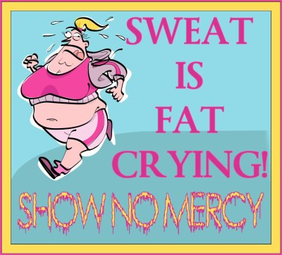 Weight Watchers Freestyle Journey SWEAT IS FAT CRYING SHOW NO MERCY