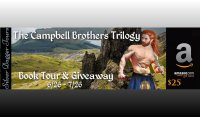 $25 Amazon Giveaway & The Campbell Brothers Trilogy Book Tour