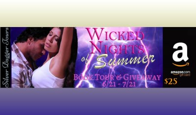 $25 Amazon Giveaway & Wicked Nights of Summer Book Tour