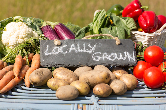 Weight Watchers Get Healthy Freestyle Journey – Week 19 Benefits of Shopping Farmer's Market - Locally Grown