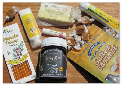 PRI Manuka Honey Products Giveaway