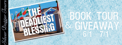 The Deadliest Blessing Book Tour & $20 Amazon Giveaway banner