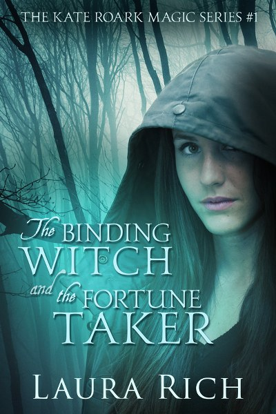 Enter to Win the $25 Amazon Giveaway & Check Out The Kate Roark Magic Series Book Tour - The Binding Witch and The Bounty Hunter - The Binding Witch Fortune Taker