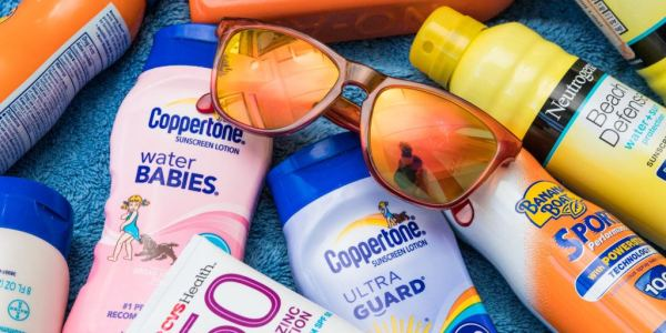 Weight Watchers Freestyle Week 18 – Exercise In The Summer Heat - Sunscreens