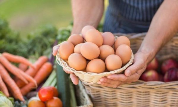 Weight Watchers Get Healthy Freestyle Journey – Week 19 Benefits of Shopping at a Farmer's Market - farmers market fresh eggs