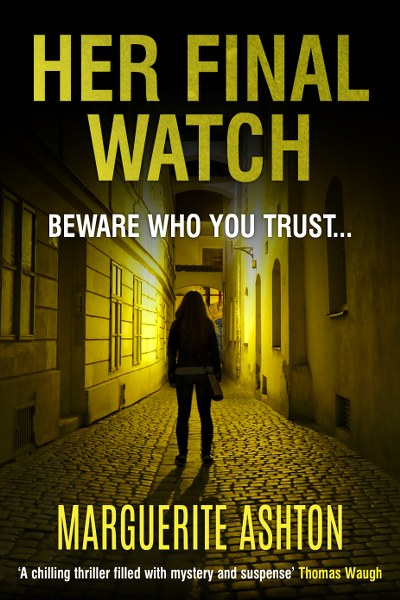 $25 Amazon Giveaway & Detective Blanchette Mysteries Book Tour - Her Final Watch