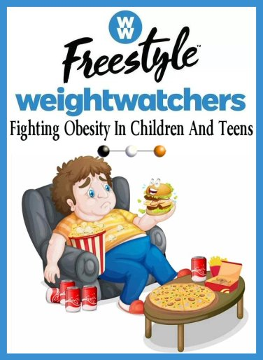 Great Tips For Fighting Obesity In Children And Teens in this Weight Watchers Freestyle Post. #SmartPoints #WeightLoss #WeightWatchers #WWFreestyle #Motivation #MondayMotivation #BestDiets #Food #Freestyle #Healthy #Weight #Health #Exercise #Fitness #EatingHealthy