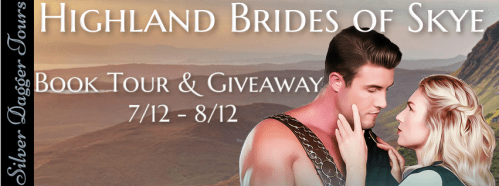 $25 Amazon Gift Card Giveaway & Highland Brides of Skye Book Tour ends 8/12