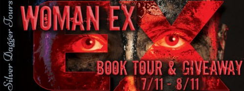 $20 Amazon Gift Card Giveaway & Woman Ex Book Tour ends 8/11