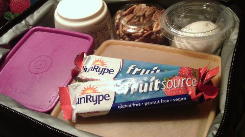 Enter the SunRypeFamilySweepstakes by 8/24 & Grab SunRype FruitSource Bars for a Healthy Lunchbox Addition