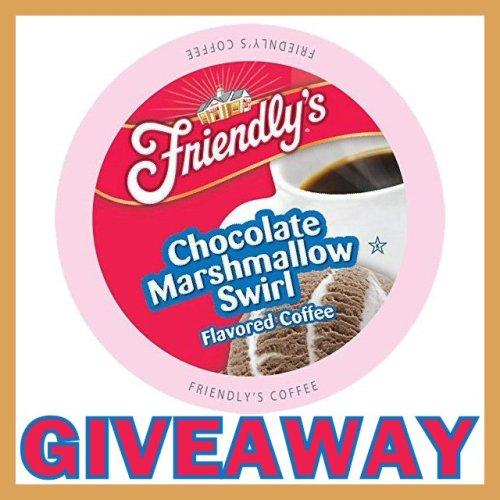 Chocolate Marshmallow Swirl Ice Cream Flavored Coffee Giveaway