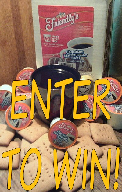 Friendly's Chocolate Marshmallow Swirl Flavored Coffee Giveaway