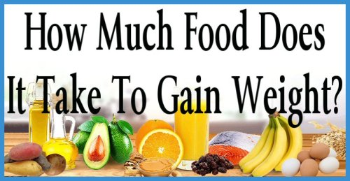 How Much Food Does It Take To Gain Weight? Find out in this Weight Watchers Freestyle Post #SmartPoints #WeightLoss #WeightWatchers #WWFreestyle #Motivation #MondayMotivation #BestDiets #Food #Freestyle #Healthy #Weight #Health #Exercise #Fitness #EatingHealthy https://www.sweetsouthernsavings.com/how-much-food-does-it-take-to-gain-weight-watchers-freestyle/