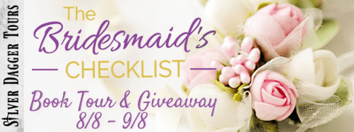 Bridesmaid's Checklist Book Tour $10 Amazon Gift Card Giveaway Ends 9/8