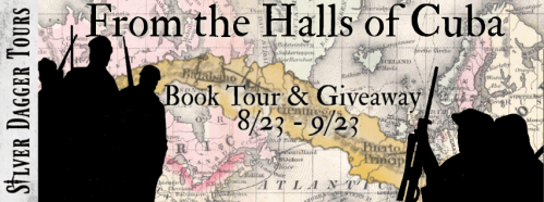 Sweet Southern Savings is hosting today's blog tour stop for C E Porch's From the Halls of Cuba Book Tour. Stop by for more about this book, the author, and a tour-wide giveaway! #Win #Winit #Winning #Sweeps #Sweepstake #Sweepstakes #Contest #ContestAlert #Competition #Giveaway #GiveawayAlert #Prize #Amazon #BookTour #Book #Read