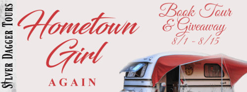 Hometown Girl Again Book Tour $15 Amazon Gift Card Giveaway Ends 8/15