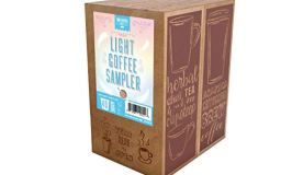 This Light Coffee Sampler Offers So Much Delicious Coffee!