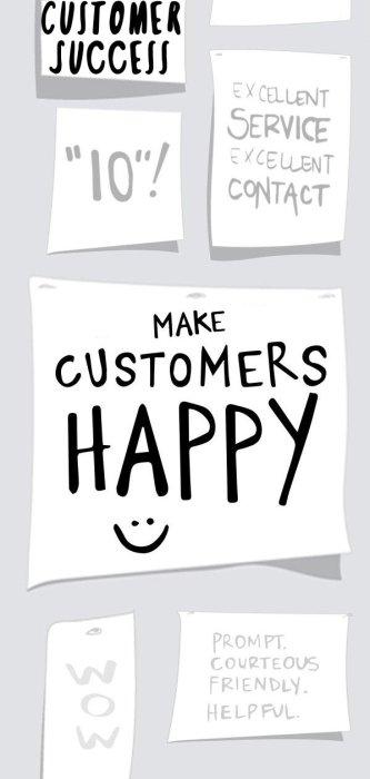 Why Your Business Model Should Focus On Customer Success - Make Customers Happy