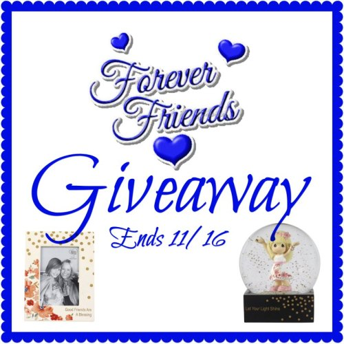 Precious Moments Forever Friends Giveaway Ends 11/16
