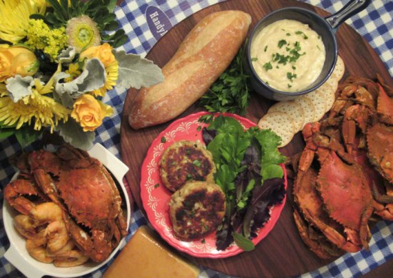 Cameron's Seafood Best Sellers Seafood Sampler