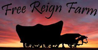 Free Reign Farm Logo