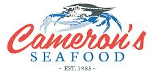 cameron's seafood