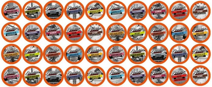 Like To Save $$$ While Trying Lots Of Different Coffees? Brooklyn Beans Assorted Variety Pack Is For You #Coffee #Review #BBR #Kcup #Amazon #Coupon #Deal #Save #Savings