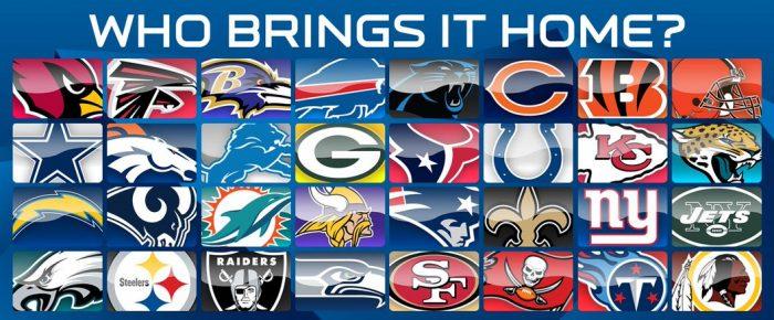 NFL Super Bowl LIII Who Brings It Home