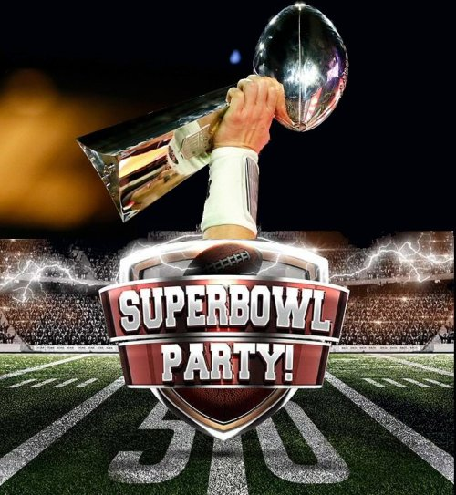 How To Throw a NFL Super Bowl Party- What You Need To Get SUPER BOWL Ready! Check out these Party Tips and Ideas for Hosts and Guests. #SuperBowlLIII #SuperBowl #SuperBowl53 #PartyTips #PartyIdeas #Football #FootballParty #SuperBowlParty #NFL